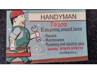 Handyman Tasos