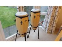 Set of two CP Conga Drums