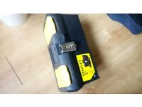 Stanley toolbox Size 40.5x 18.3cm