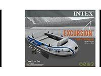 Intex excursion 4 person