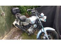 Yamaha YBR 2012 Custom