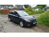 ++++QUICKSALE CHEAP KIA CEED 2010 DIESEL+++STARTS AND DRIVES GOOD WITH MOT++++