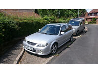 Mazda 323f Sport 2.0 very nice runner, reliable