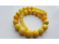 CHEAP CERTIFICATE NATURAL BALTIC AMBER BUTTERSCOTCH EGG YOLK NECKLACE PENDANTS JEWELRY WHOLESALE