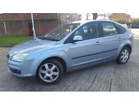 Ford Focus 1.6 Sport 5dr Full Service History,Hpi Clear,automatic,Alloy Wheels, 2 keys