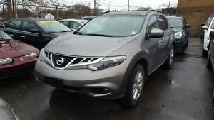2011 Nissan Murano SL AWD LEATHER  MURANO SL AWD LEATHER SUNROOF