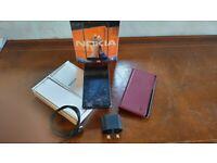 Unlocked, Nokia 6 Dual Sim 64GB + 4GB in original box plus leather protective case and screen saver
