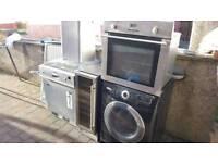 Kitchen appliances sink and taps etc