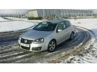 VW GOLF GT TDI SPORT 2.0 *DIESEL*MAY PX OR SWAP*