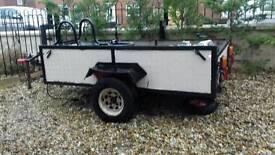 6ft x 4 ft trailer