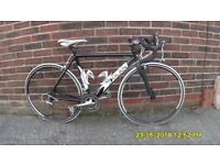 DOLAN PREFISSIO RACING BIKE LIGHTWEIGHT 21in/54cm ALLOY FRAME/CARBON FORKS EXC CONDITION