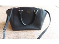 DKNY genuine leather handbag. excellent condition. £40.