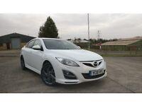 Mazda 6 Sport (185) 2010 WHITE