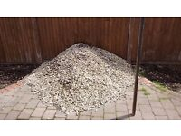 Free pile of shale/pebbles