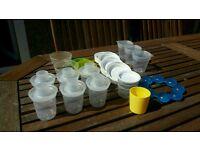 Free formula cups