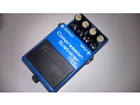 Boss CS-3 Compression Sustainer | Perfect working order CS3 guitar effect pedal