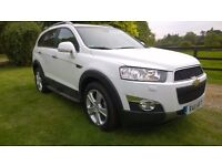 Left Hand Drive 2011 Chevrolet Captiva