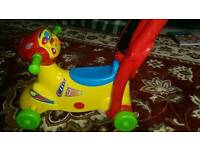 Vtech toddler ride on