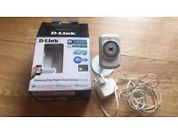 Dlink wifi camera