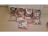 9 Book set Tom Gates collection Brilliant World Excellent Excuses etc L.Pichon only £8