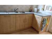Upcycling complete kitchen