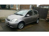 2005 TOYOTA YARIS 1.3 PETROL, ALLOY WHEELS, COLOUR COLLECTION, 1 OWNER, HPI CLEAR