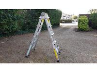 Vulcan 21 foot multi-use telescopic ladder