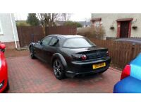 Mazda rx8 spares or repair