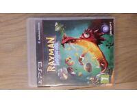 PS3 Rayman Legends (PS3) VideoGames