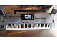Yamaha Tyros 5 76 note Keyboard & Digital Workstation