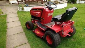 Westwood ride-on lawn mower