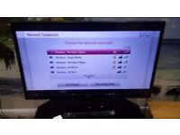"LG 42"" 4K Freeview HD Wifi Smart LED TV £220"