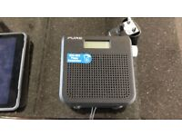 PURE DAB One Mini Series 2 Mobile Radio