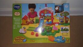 VTECH BABY TOOT - TOOT ANIMALS FARM (BRAND NEW)