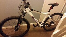 Ladies Carrera 6061 t6 Mountain Bike for sale