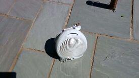 Round Fan Heater
