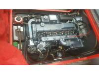 Yamaha 420 sti boat diesel engine and hydradrive 240hp same base as yanmar 6lp