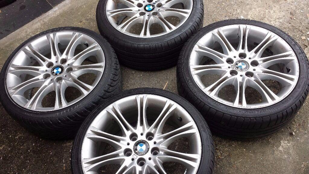 Bmw Mv2 M Tech Et40 Alloy Wheels For E36 E46 E90 91 Amp Z3