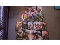ATTACK ON TITAN - First 17 volumes in GREAT CONDTION - £140 value for only £30!!!!