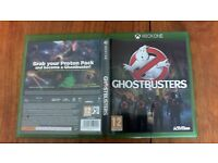 xbox one game Ghostbusters