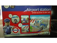 Airport train set