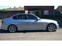 BMW 320D MSPORT with Business Pack, 2010 Manual Transmission