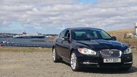 2008 Jaguar XF Luxury V6 2.7 TD Automatic