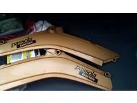 Yamaha Passola side panels