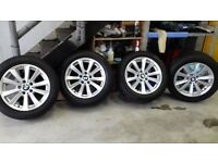 Cheap bmw alloy wheels with tyres