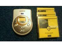 Philips mini CD player