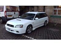 2001 BH5 Subaru Legacy GTB E-tune
