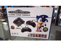 Sega mega drive classic game collection