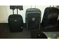 three suitcases cheap*
