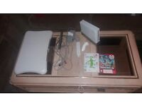 Nintendo Wii w/ Wii Fit Board and Game